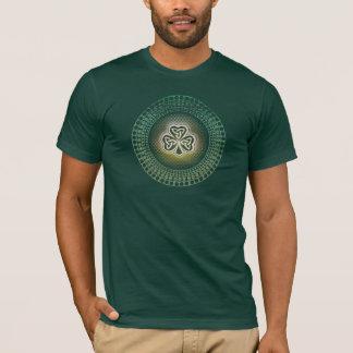 Irische keltische Kleeblatt-T - Shirts