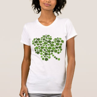 Irische Kleeblätter T-Shirt