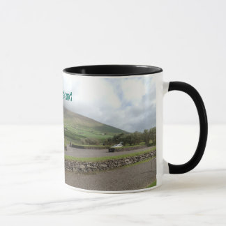 Irische Landschafts-Irland-Tasse Tasse
