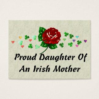 Irische Mamma Visitenkarte