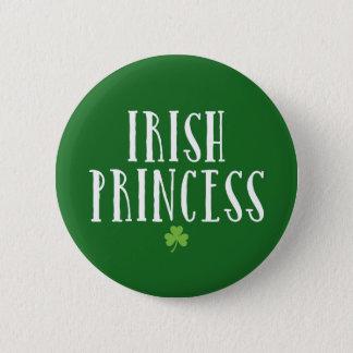 Irische Prinzessin Runder Button 5,1 Cm