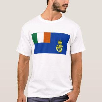 Irische Segeln-Flagge T-Shirt