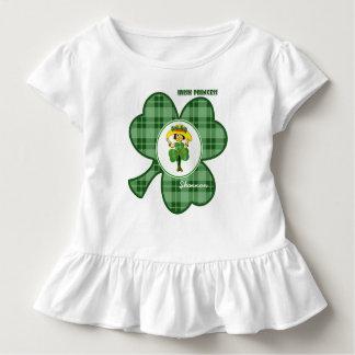 Irischen Tagesgeschenk-Kinder der Prinzessin-St Kleinkind T-shirt