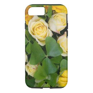 Irischer Kleeblatt-Klee-und iPhone 7 Hülle