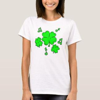 Irischer Musik-T - Shirt
