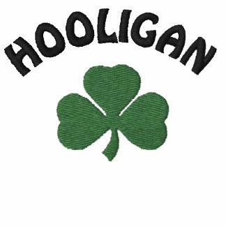 Irischer Rowdy-Grün-T - Shirt
