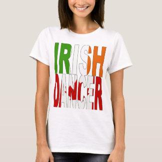 Irischer Tänzer - Kanada T-Shirt