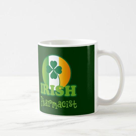 Irisches Apotheker-Geschenk Tasse