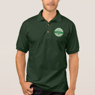IRISCHES besonders anzufertigen KNEIPEN-T-STÜCK Polo Shirt