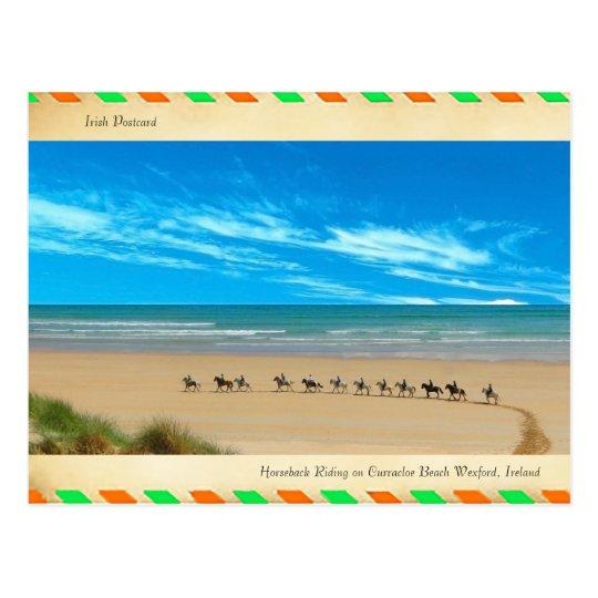 Irisches Bild für Postkarte