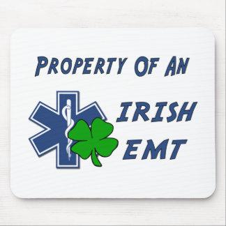 Irisches EMT Eigentum Mauspads