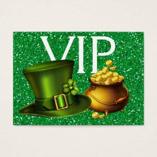 Irisches Geschäft VIP - SRF Visitenkarte