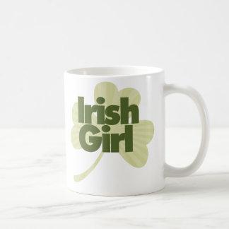 Irisches Mädchen Tasse