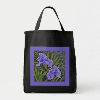 Iristasche Einkaufstasche