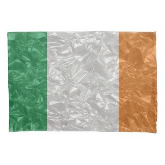 Irland-Flagge - gekrümmt Kissen Bezug
