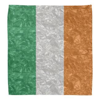 Irland-Flagge - gekrümmt Kopftuch