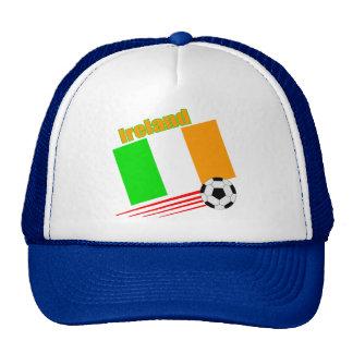 Irland-Fußball-Team Retrokultkappe