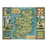 Irland-Postkarte