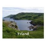 Irland-Torr-Kopf-Postkarte