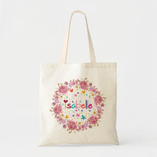Isabelle-Taschen-Tasche Budget Stoffbeutel