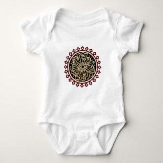 Islamische Kalligraphie geschrieben auf die Decke Babybody