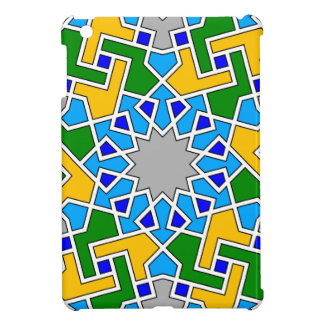 Islamisches geometrisches Muster iPad Mini Hülle