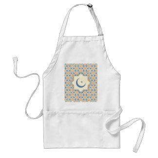 islamisches geometrisches Muster Schürze