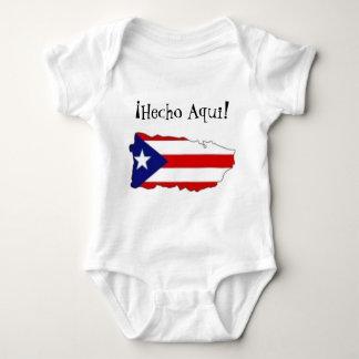 IslaSticker_tn, Hecho Aqui! Baby Strampler