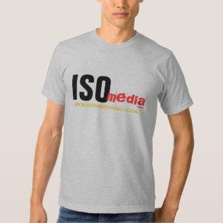 ISOmedia - Vintager T - Shirt des Rock'n'Roll