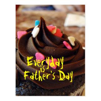 Ist der Vatertag täglich Postkarten