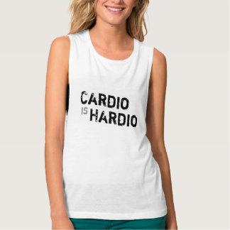 Ist Hardio Muskel-Trainings-Behälter Herz Tank Top