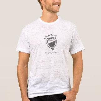 Ist mein Supermacht-Shirt glücklich T-Shirt