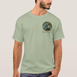 Ist schöner kahler Adler-T - Shirt kahl