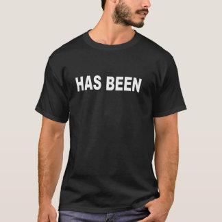 Ist Shirt gewesen