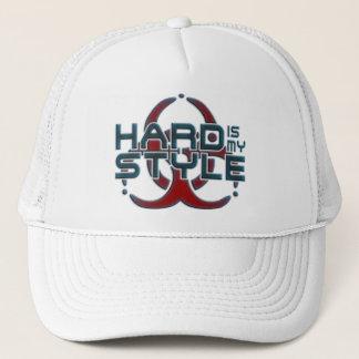Ist stark meine Art 3D | hardstyle Musik Truckerkappe