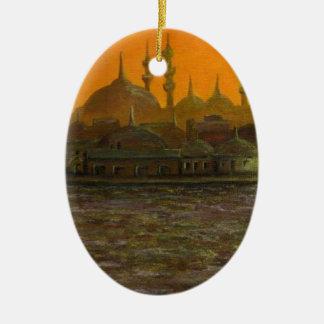 Istanbul Türkiye/die Türkei Keramik Ornament