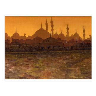 Istanbul Türkiye/die Türkei Postkarten