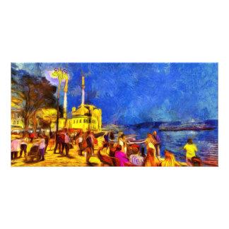 Istanbul Van Gogh Karte