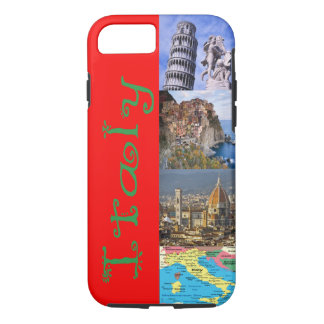 Italien-Apfel iPhone 7 Fallentwurf smartphone iPhone 7 Hülle
