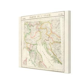 Italien Europa 20 Gespannter Galerie Druck