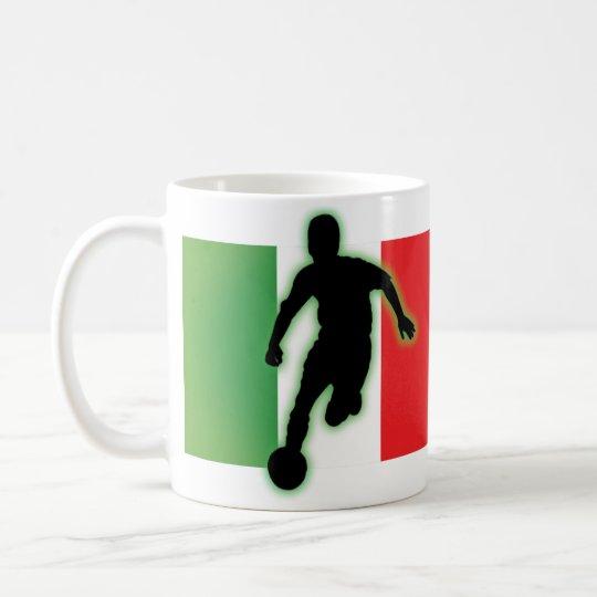 Italien-Fahrrad-Tritt u. Italien-Schlaggerät 4 Kaffeetasse