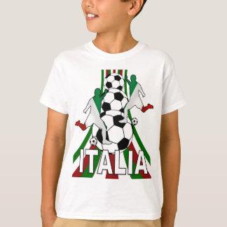 Italien Italien, Fußballfußball-Om T-Shirt