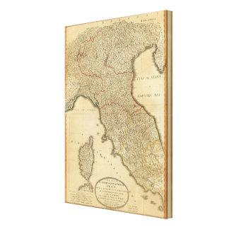 Italien-Mitte, ober Gespannter Galeriedruck