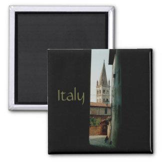 Italien Quadratischer Magnet