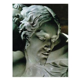 Italien, Rom Vatikan, Pieta durch Michelangelo Postkarte