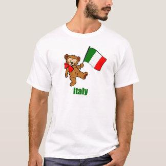 Italien-Teddybär T-Shirt