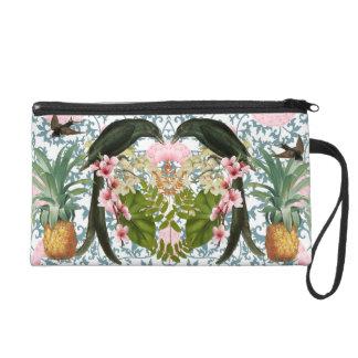 Italienische inspirierte Vintage Wristlet-Tasche Wristlet Handtasche