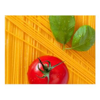 Italienische Küche Postkarten