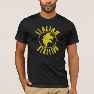 Italienischer Stallion für darkshirts T-Shirt