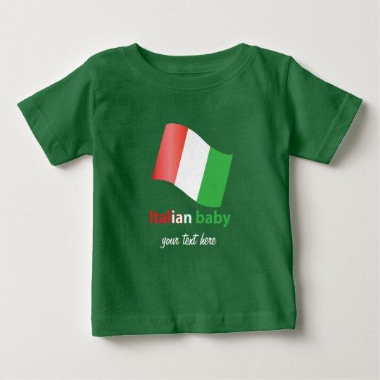 Italienisches Baby Baby T-shirt